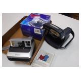 2 Polaroid Cameras w/ Film