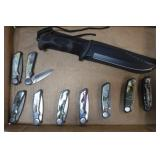10 Knives