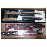 4 Carving Knives