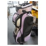 Purple Golf Bag