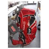 Sun Mountain Red Golf Bag w/ Tags