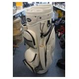 White / Cream Acer Golf Bag