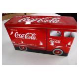 Tin Coca Cola Truck