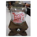 The Grate American Nutt Machine