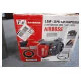 Airboss Air Compressor New in Box