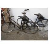 2 Vintage Raleigh Bikes
