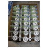 24 - 23 watt Fluorescent Bulbs