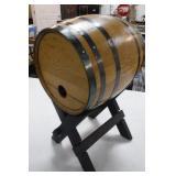 Keg Barrel Bottle Holder