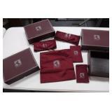 4 Intercept Keep Sake Boxes (protects valuables)