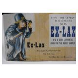 Ex-Lax Sign