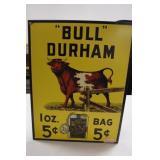 Bull Durham Sign