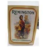 Remington Sign