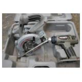 Porter Cable Cordless Tools - No Battery or Chargr