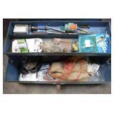 Toolbox w/ Supplies