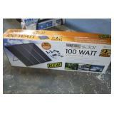 Thunderbolt 100 Watt Solar Panel
