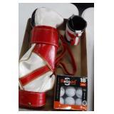 Reload Golf Balls / Mini Golf Bag & Cup