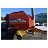 New Holland BR 740 Hay Baler