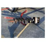 """3 Point  Howse 8"""" Auger"""