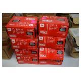 8-Boxes of Senco Galvanized Staples
