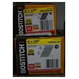 2-Boxes of Bostitch Nails