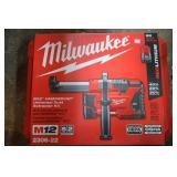 Milwaukee M12 Hammer Vac.