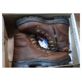 Steel Blue Work Boots Size 12