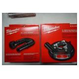 Milwaukee Grinding Dust Shroud / Hose Adapter