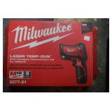 Milwaukee M12 Laser Temp Gun