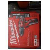 Milwaukee M12 Hammer Drill