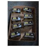 8 Boxes of Crimp Drive Anchors