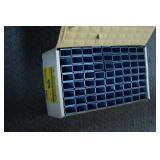 Box of Grip Rite Galvanized Staples