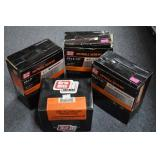 4 Boxes of Drywall Screws