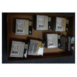 7 Boxes of Crimp Drive Anchors