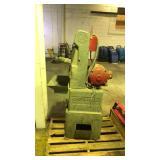 Porter cable wet dry belt grinder 126140