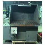 Diversitech downdraft welding and metal working