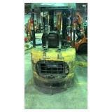 Caterpillar gc20k propane forklift PO6047