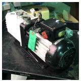 Key old Trivac D10E vacuum pump E8CD4B1-8-065