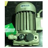 Becker vacuum pump Type D 63 B2 P