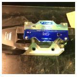 Tokimec directional control valve. DC 24v model