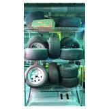 Lot of 12 Cheng shin cart tires 21x8.5 -12