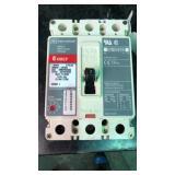 Cutler-hammer motor 3 Pole circuit protector
