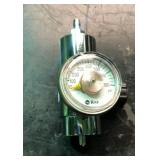 Lot Six Rae Gas Regulator 0.5LPM 500psi max