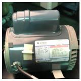 GE 1 HP ac motor 5kc49PNo163