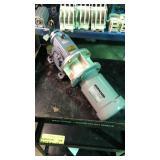 Hitachi three phase induction motor type VTFO-K