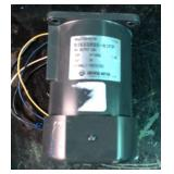 Induction motor type 51K60RGS—A2FP
