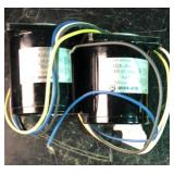 Lot of two induction motor type 31K15GK-A2