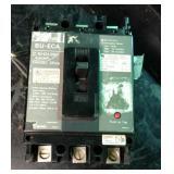 Two Fuji BU-Eca 3040 interrupting circuit breaker