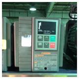 Fuji electric inverter speed drive FVR-E9S-4
