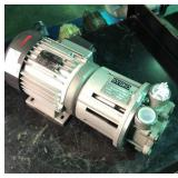Sysko condenser motor type CY-4281.10069