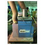 Aercology weld air portable air cleaner